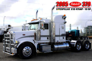 2005 PETERBILT 379 ***CAT 475***13 SPEED*** Regina Regina Area image 1
