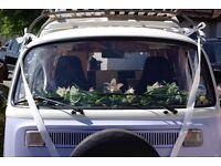 VW Type 2 Bay - Tax exempt pop top Devon, MOT till June 2017.