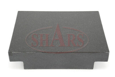 Shars 12 X 18 X 3 Granite Grade A Surface Plate Two 2 Ledge .0001 R