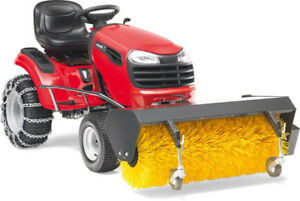 Lawn Tractor Mowers RV Generator Washers Services 780-710-3353