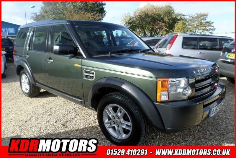 2007 Land Rover Discovery Tdv 7l Diesel Automatic P X Welcome
