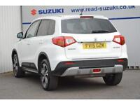 2015 Suzuki Vitara 1.6 SZ5 (Rugged Pack) 5dr Petrol white Manual