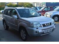 2007 NISSAN X TRAIL 2.2 dCi 136 Aventura ONE PRIVATE OWNER SAT NAV LEATHER