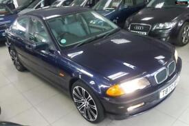 1999 BMW 3 SERIES 318 I SE Blue Manual Petrol