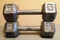 ✴ DUMBELL WEIGHTS ✴