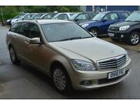 2010 MERCEDES BENZ C CLASS C200 CDI BlueEFFICIENCY Elegance