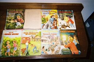 FOR SALE IN STRATHROY - TRIXIE BELDEN BOOKS - DOWNSIZING London Ontario image 1