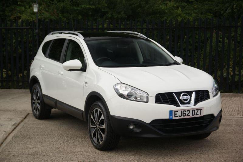 nissan qashqai plus 2 n tec plus in tiptree essex gumtree. Black Bedroom Furniture Sets. Home Design Ideas