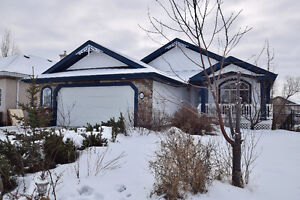 *****WALK-OUT BUNGALOW in St. Albert  WITH IN-LAW SUITE*****