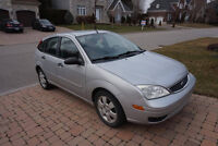 2005 Ford Focus SES SX5