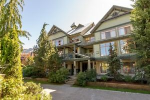2 Bedroom Townhome, Footsteps away from Whistler Village!
