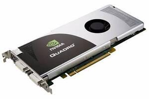 Nvidia Quadro FX3700 Pcie Graphic Video Card Carlton Melbourne City Preview