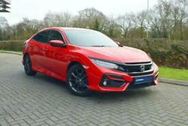 image for 2020 Honda Civic 1.0 VTEC Turbo 126 SR 5dr Hatchback Petrol Manual