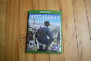 Watch Dogs 2 for Xbox One - 15$