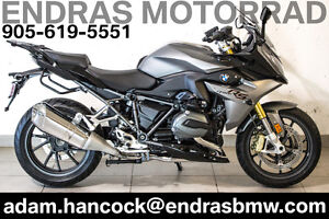 2016 BMW R1200RS - $1250 BMW Accessory Credit Included!