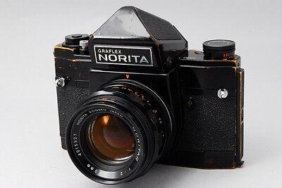 Film cameras 【Very Rare!!】NORITA 66 Graflex