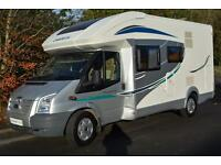 2012 CHAUSSON FLASH 22 4 BERTH MOTORHOME FOR SALE
