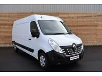 Renault Master LM35 DCi 125 Business + Van (Air Con)