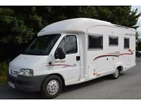 2003 Rapido 775F 4 Berth Motorhome for sale