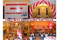 Balloon Decorations for any Events