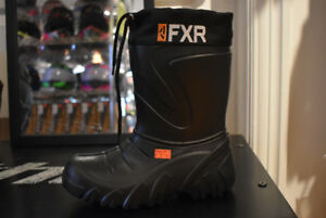 YOUTH FXR SNOWMOBILE BOOTS IN STOCK @ HFX MOTORSPORTS!