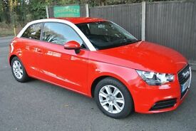 Audi A1 1.6 TDI SE 105PS (red) 2011