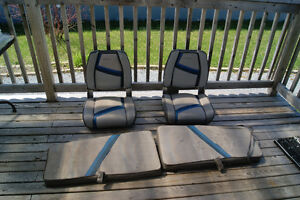 RECOVER BOAT SEATS
