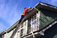 Gutter Cleaning - $18/hour - Fall contract