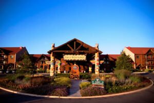 Great Wolf Lodge Niagara Falls One Night family suite for Dec16
