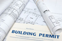 Building Permits for Additions, Renovations, and New Homes