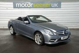 2012 Mercedes Benz E Class E220 CDI BlueEFF Sport Edition 125 2dr stop start ...