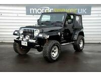 2004 Jeep Wrangler 4.0 Extreme Sport LPG CONVESION Rare in Black limited edit...