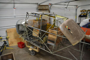 Christavia Mk 1 project, Homebuild,Aircraft,Ultralight,airplane