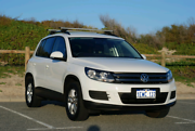 2015 VW Tiguan 118TSI Manual - Very Good Condition Carine Stirling Area Preview