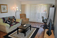 Bright & spacious, south-east facing condo in Uptown New West.