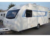 Sprite Alpine 4 SR 4 Berth Caravan 2013