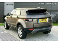 2016 Land Rover Range Rover Evoque TD4 SE TECH Estate Diesel Manual