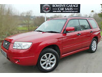 2008 (57) SUBARU FORESTER 2.0 XC AUTO 5DR - 2 OWNERS - FULL SUBARU S/HISTORY