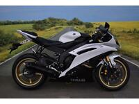 Yamaha YZF-R6 **Immaculate Condition, One Owner, Low Mileage**