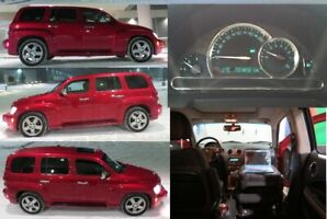 "2011 Chevy "" HHR "" .......... mini-SUV .......... lowest = $6666"