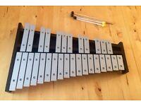 Perfect Pitch Premium Alloy Glockenspiel