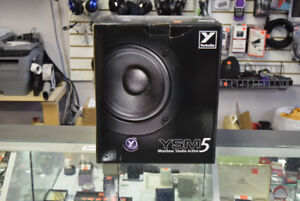 Yorkville YSM5 Studio Monitor Speaker - LIKE NEW