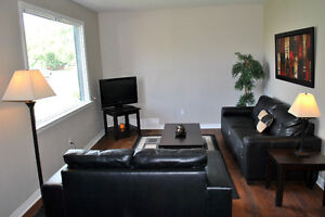 Beautiful Renovated Apartment with In Suite Laundry!