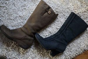 Assorted Womens Boots (timberland, costa blanca)
