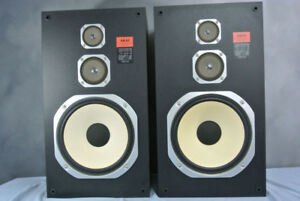 AKAI SR-CA5 SPEAKERS