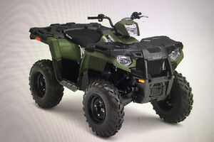 BRAND NEW Polaris Sportsman 570 XP (EPS) - MUST SEE! $6200.00