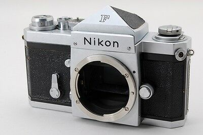 Пленочные фотокамеры 【Excellent++】 Nikon F 35mm