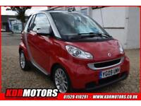 2009 Smart Car Fortwo Cabrio PASSION - 70K - **DEPOSITED**