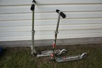 2 Scooters for sale