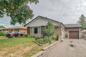 3 Bedroom Bungalow in Oshawa's McLaughlin Community!